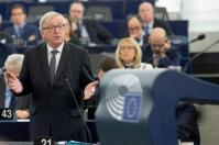 Participation of Jean-Claude Juncker, President of the EC, at the Plenary session of the EP Date: 06/02/2018 Location: Strasbourg - EP © European Union , 2018 Photo: Etienne Ansotte